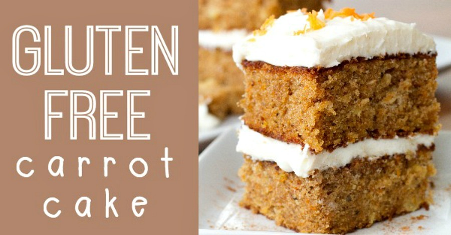 Gluten Free Carrot Cake Recipe - https://healthpositiveinfo.com/gluten-free-carrot-cake.html