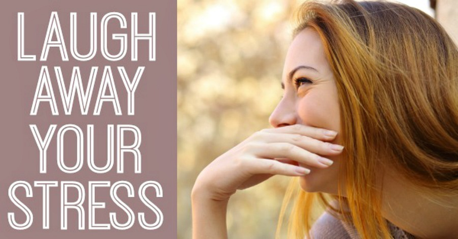 Laugh Away Stress - Tips to Reduce Stress and Anxiety Through Laughter - https://healthpositiveinfo.com/laugh-away-your-stress.html