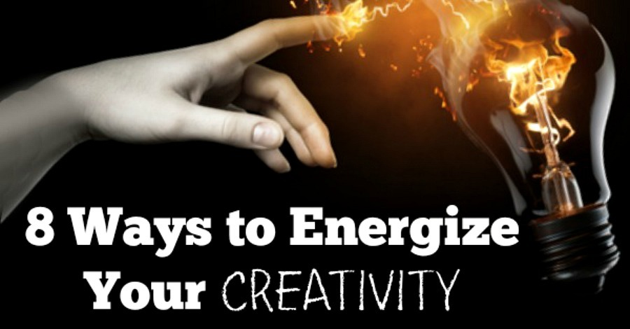 8 Ways to Boost Your Creativity