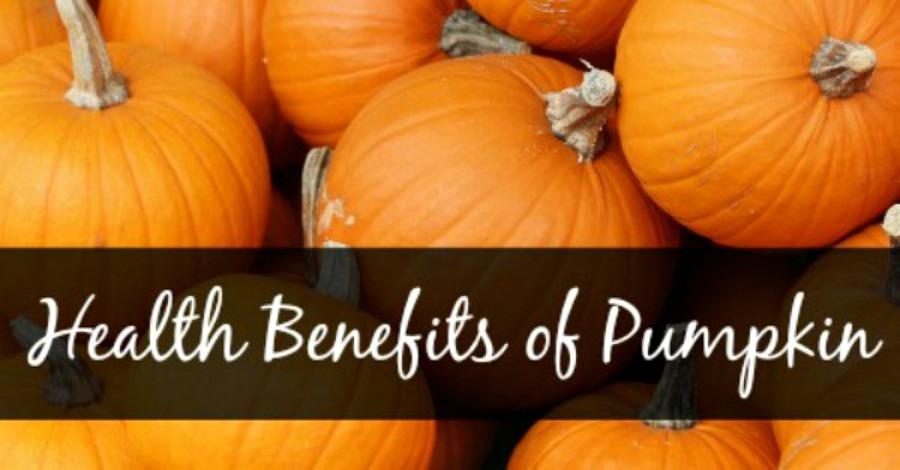 The Health Benefits of Pumpkin