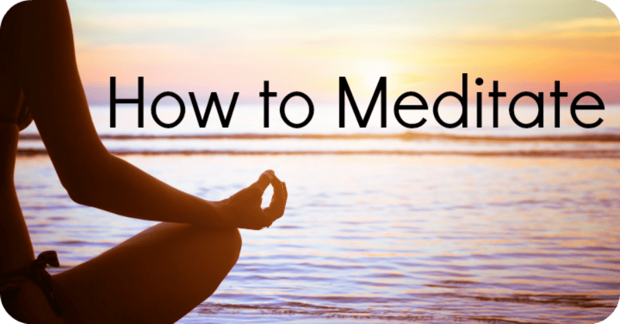 How to Meditate for Beginners