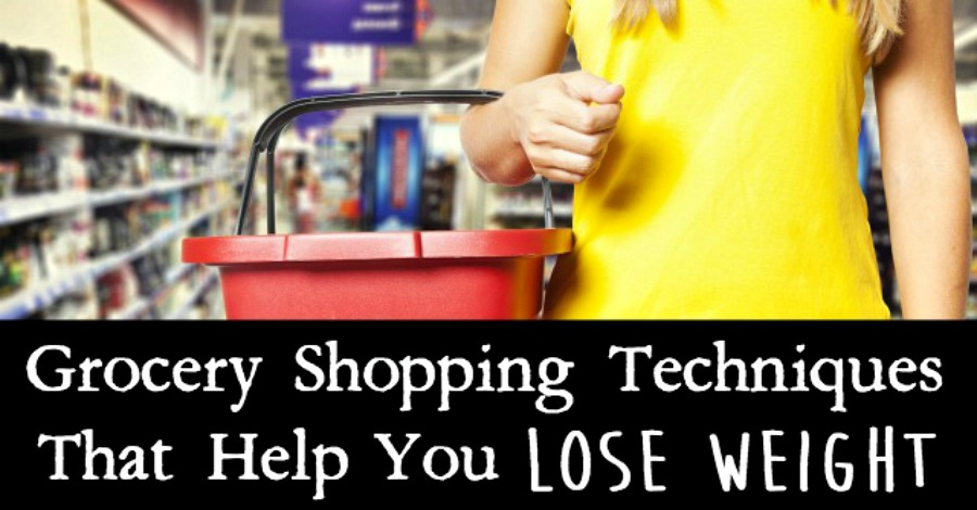 Grocery Shopping Tips to Help You Lose Weight
