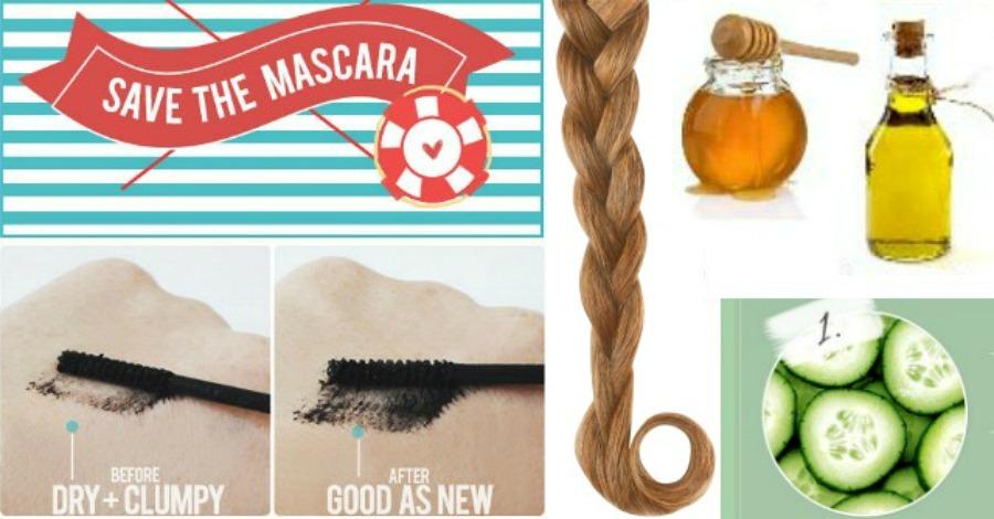 8 Beauty DIY Tips and Hacks