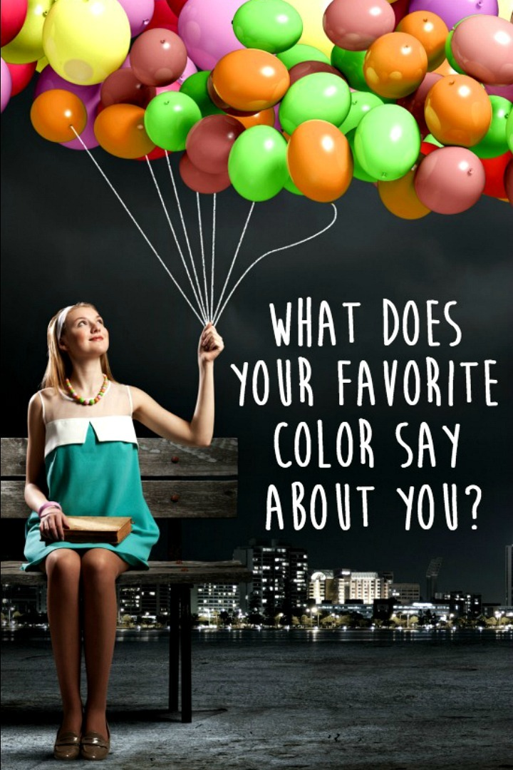 What Does Your Favorite Color Say About You? - https://healthpositiveinfo.com/favorite-color-say-about-you.html