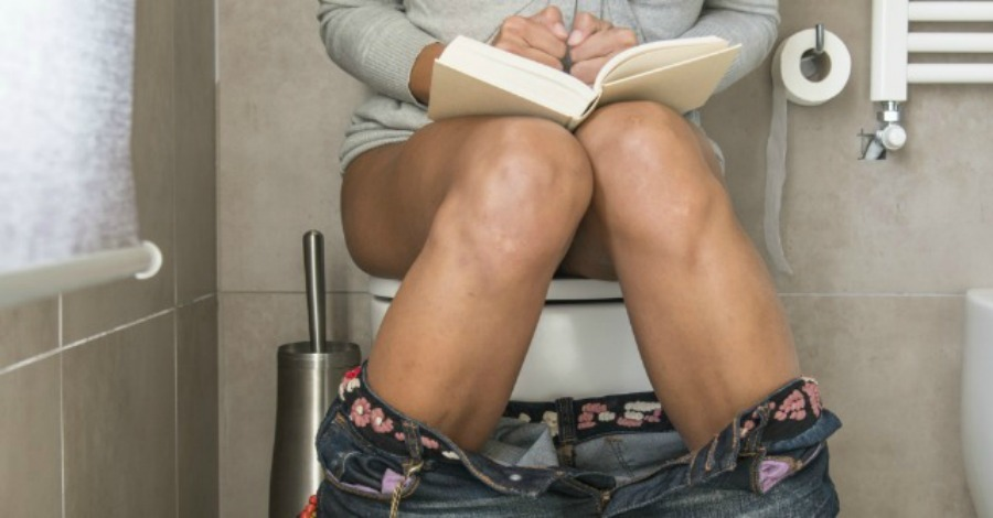What Your Poop Says About Your Health