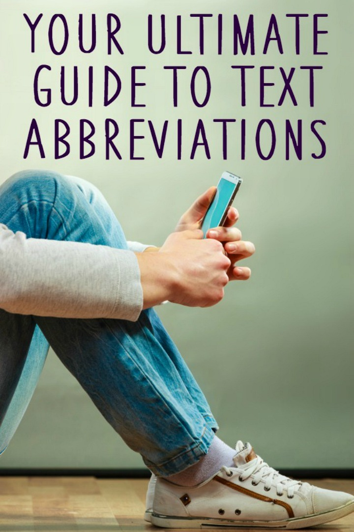 Your Ultimate Guide to Text Abbreviations - https://healthpositiveinfo.com/guide-to-text-abbreviations.html
