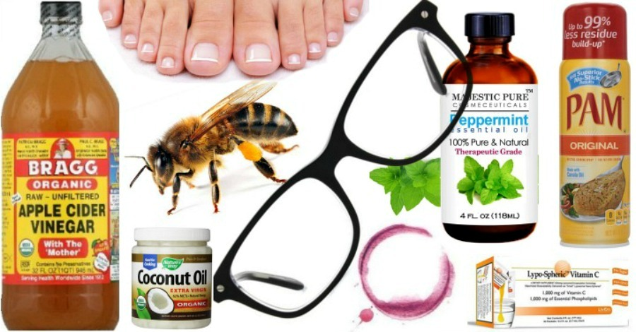 12 Totally Useful Home Remedies You Never Knew About
