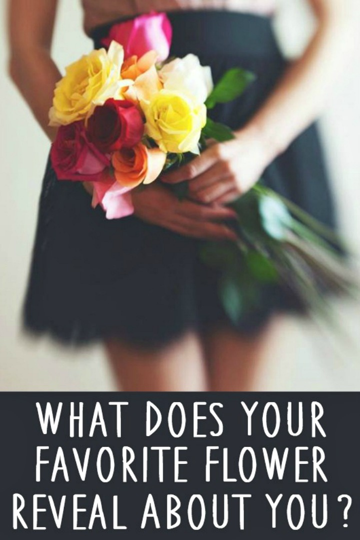 What Does Your Favorite Flower Reveal About You? - https://healthpositiveinfo.com/your-favorite-flower.html