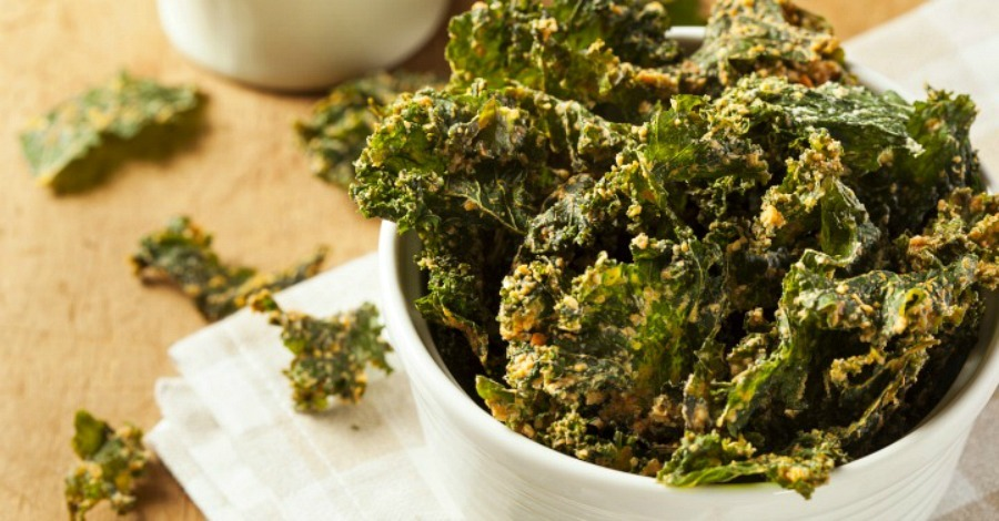 Amazingly Delicious Kale Chips Recipe