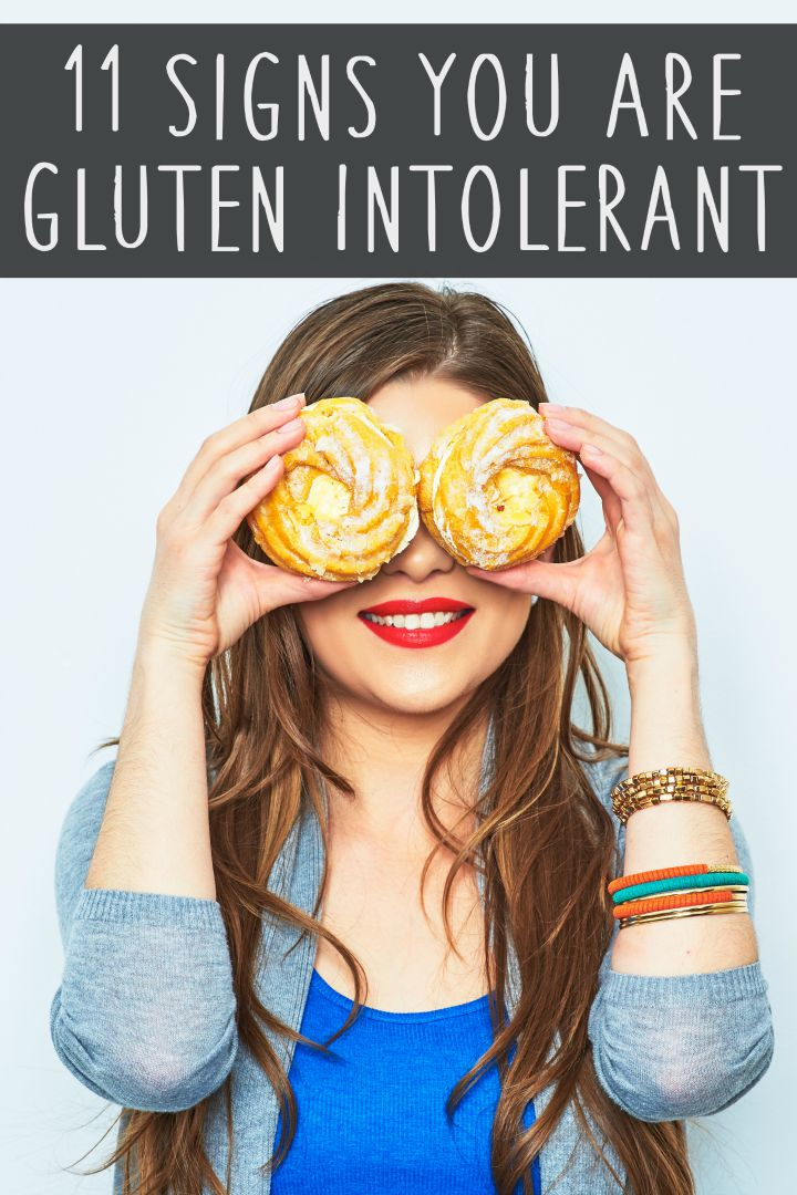 11 Signs You Are Gluten Intolerant ~ https://healthpositiveinfo.com/signs-you-are-gluten-intolerant.html