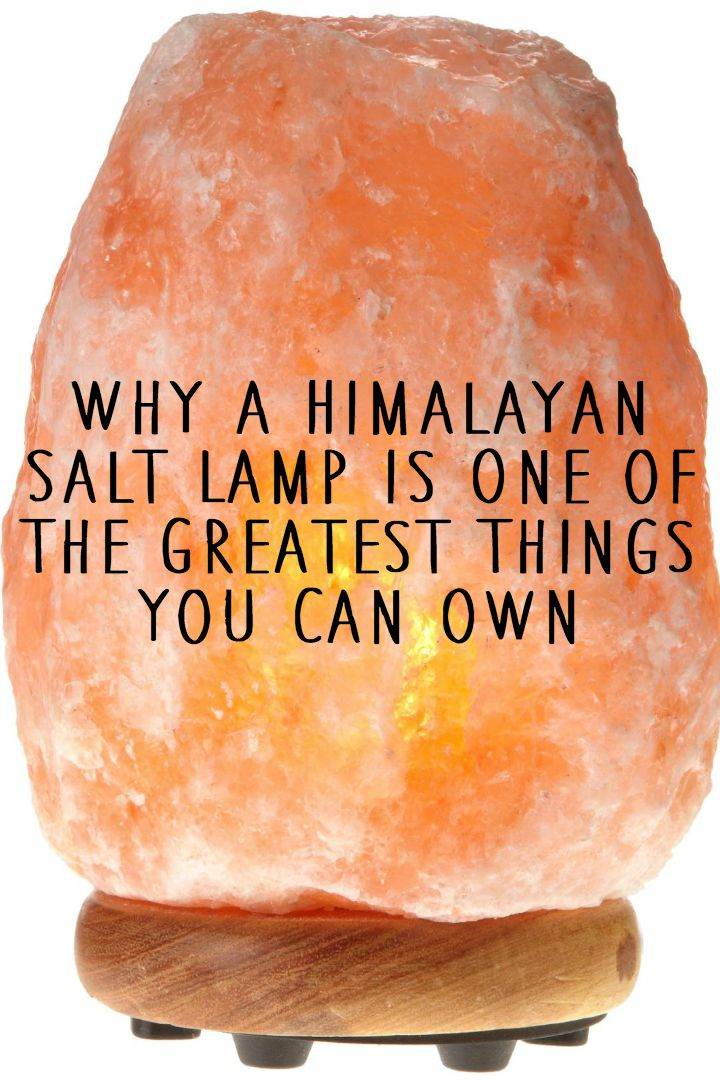 Why a Himalayan Salt Lamp is One of The Greatest Things You Can Own ~ https://healthpositiveinfo.com/himalayan-salt-lamp-benefits.html