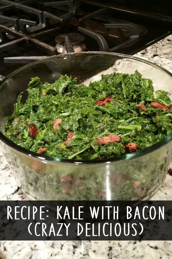Recipe Kale with Bacon (Crazy Delicious) ~ Recipe: Kale with Bacon (Crazy Delicious) https://healthpositiveinfo.com/recipe-kale-with-bacon-crazy-delicious.html