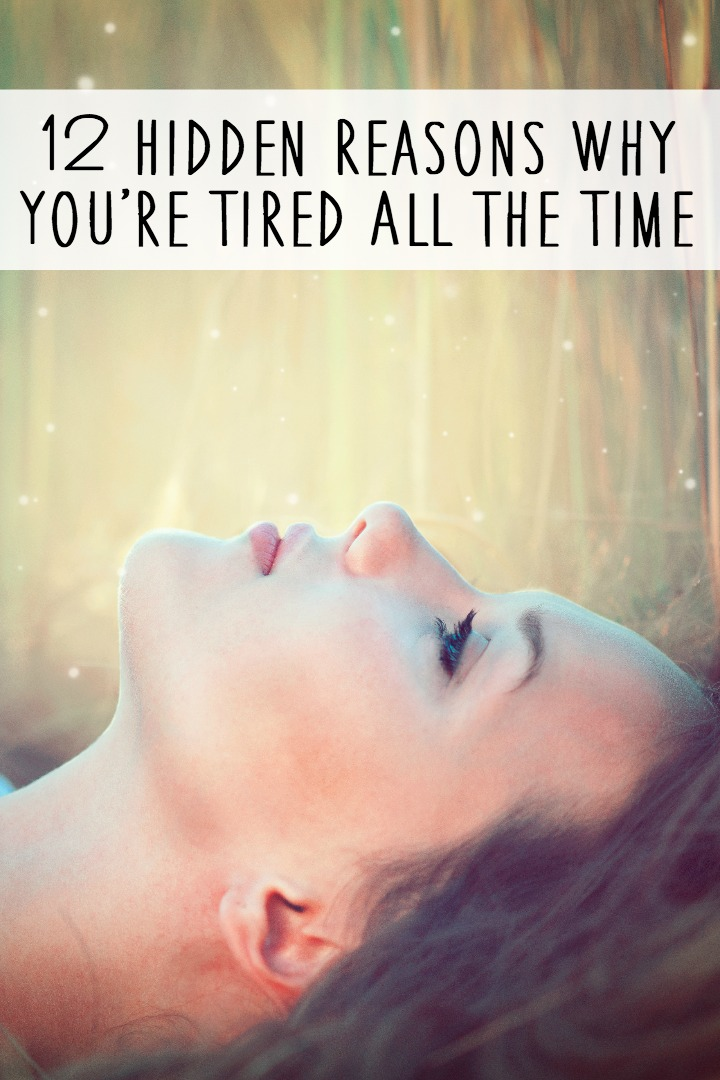 12 Hidden Reasons Why You're Tired All the Time ~ https://healthpositiveinfo.com/12-hidden-reasons-why-youre-tired-all-the-time.html