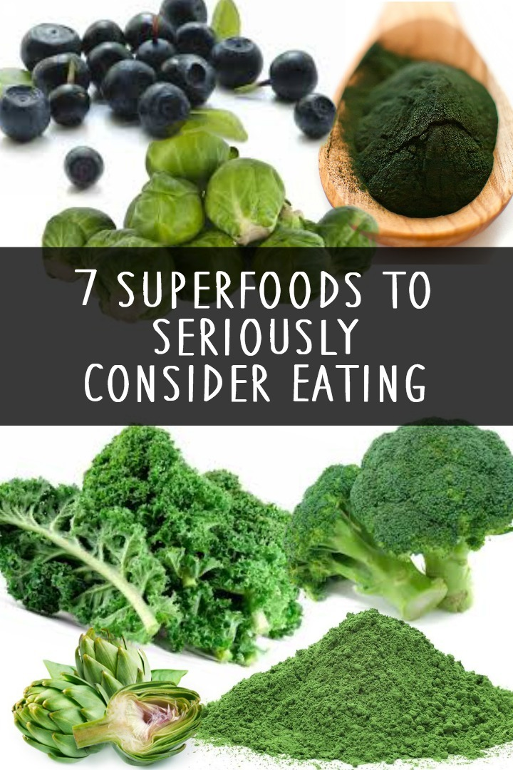 7 Superfoods to Seriously Consider Eating ~ https://healthpositiveinfo.com/7-superfoods-to-seriously-consider-eating.html