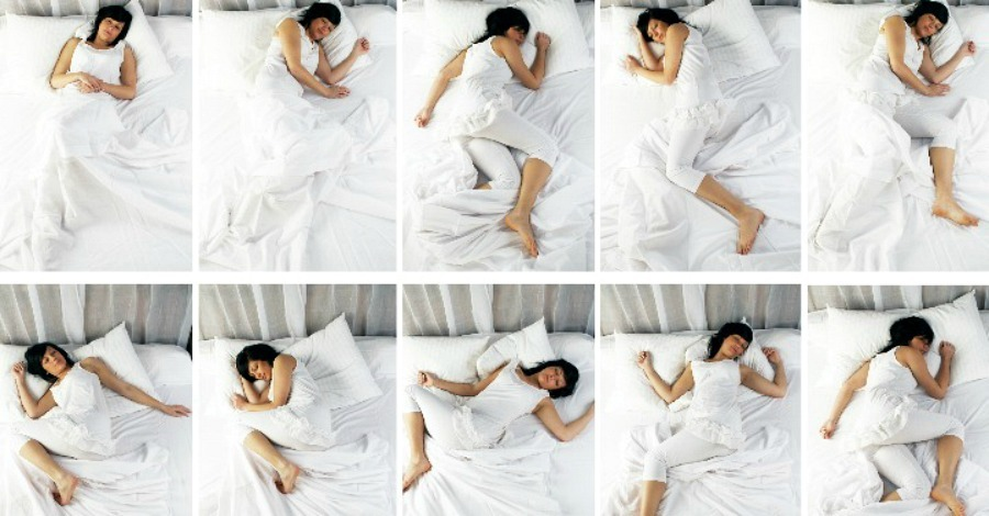 What Does Your Sleep Position Say About Your Personality?