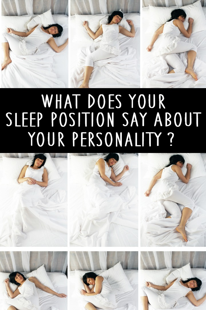 What Does Your Sleep Position Say About Your Personality? ~ https://healthpositiveinfo.com/what-does-your-sleep-position-say-about-your-personality.html