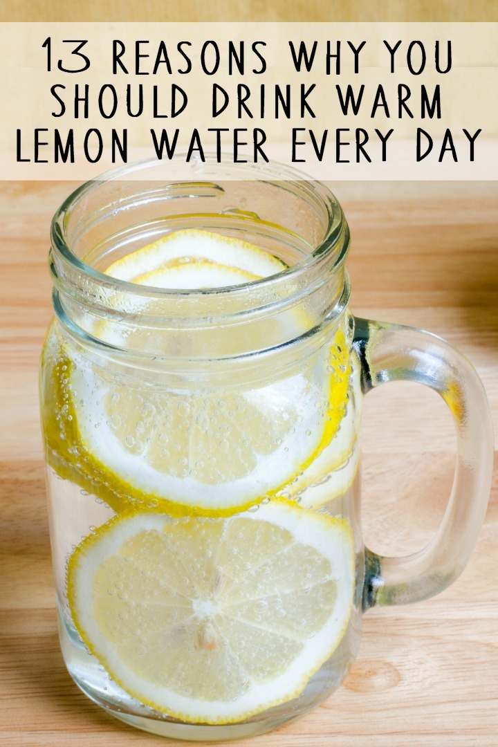 13 Reasons Why You Should Drink Warm Lemon Water Every Day ~ https://healthpositiveinfo.com/why-you-should-drink-warm-lemon-water.html
