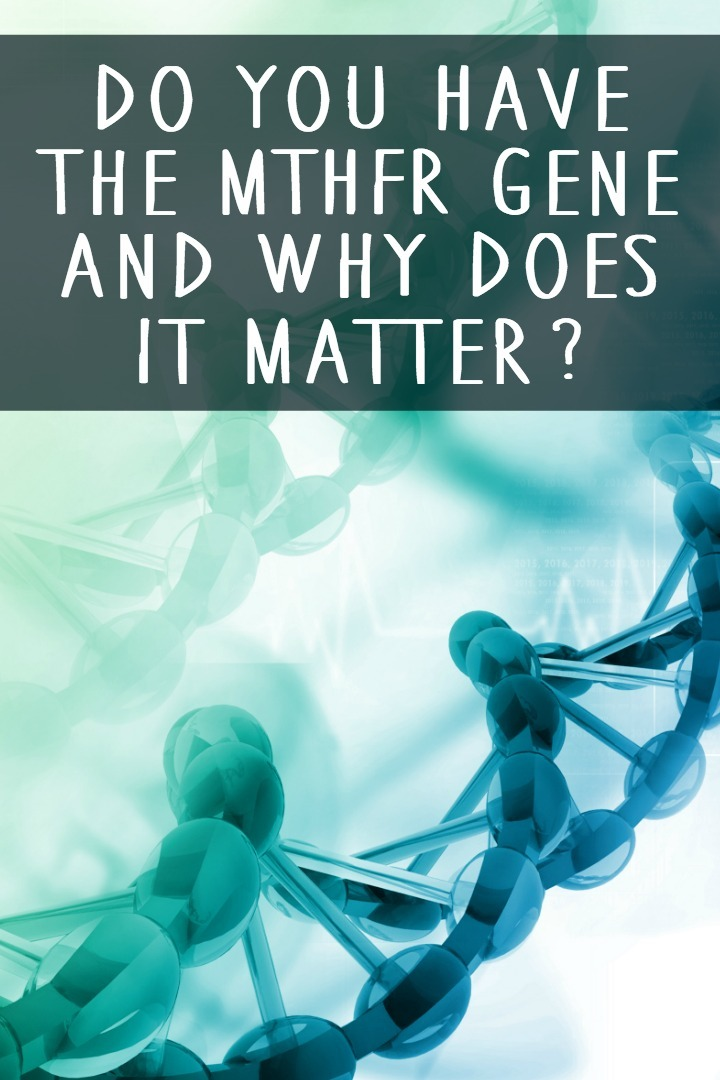 Do You Have The MTHFR Gene and Why Does It Matter ~ https://healthpositiveinfo.com/do-you-have-the-mthfr-gene.html
