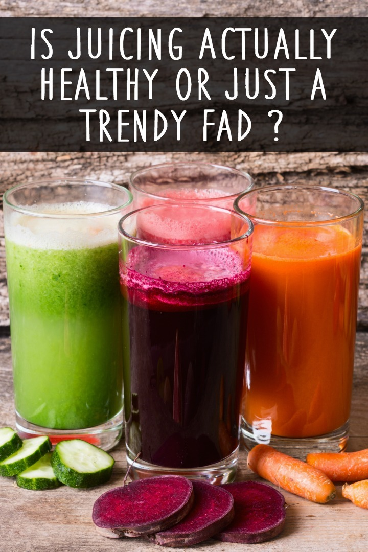 Is Juicing Actually Healthy or Just a Trendy Fad? ~ https://healthpositiveinfo.com/is-juicing-actually-healthy-or-just-a-trendy-fad.html