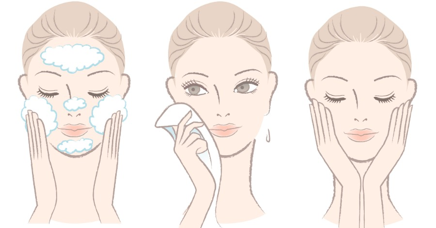 6 Golden Rules to Follow For Healthy Glowing Skin