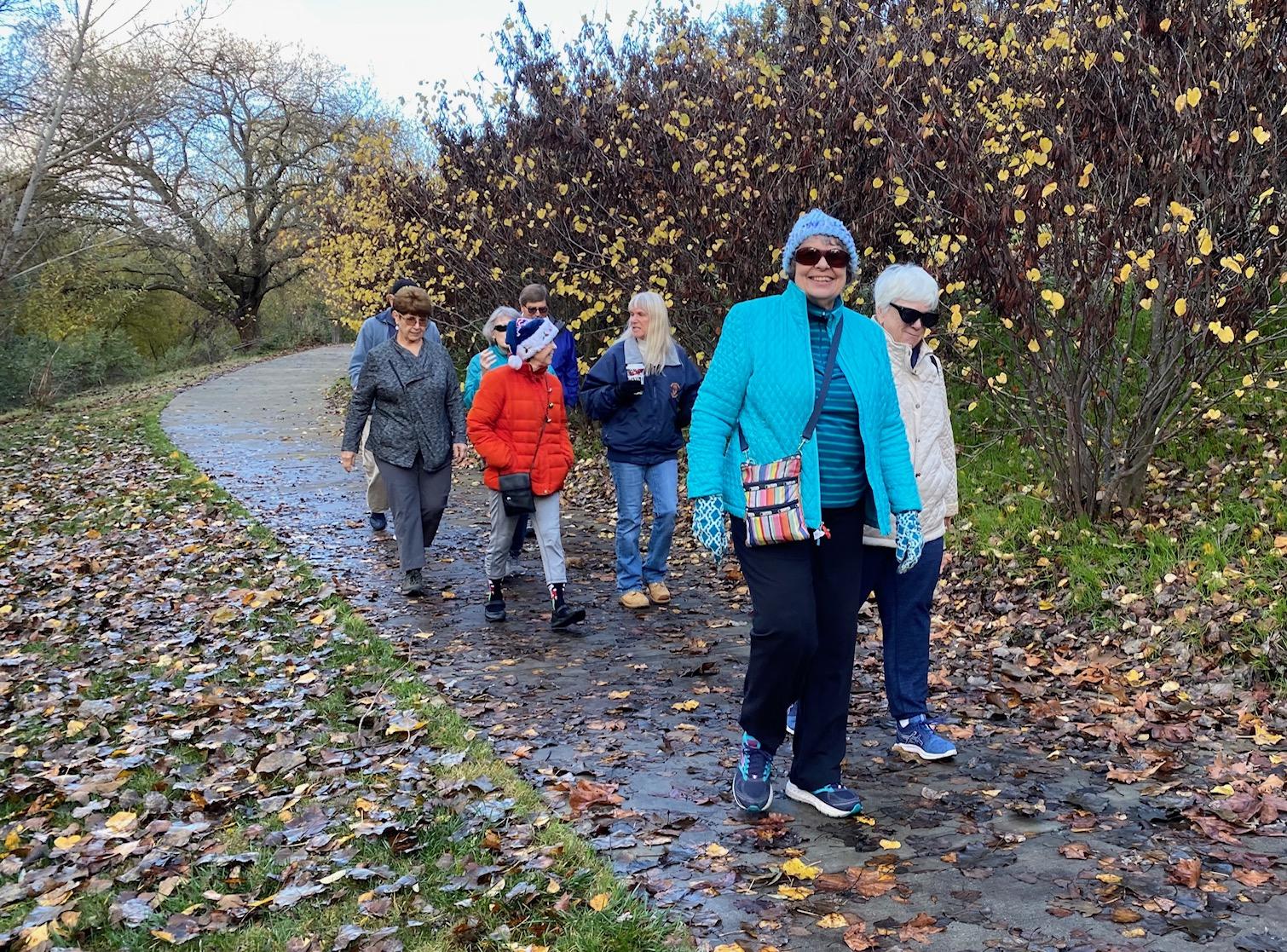 World Walk to Wellness Walk in Kottinger Park