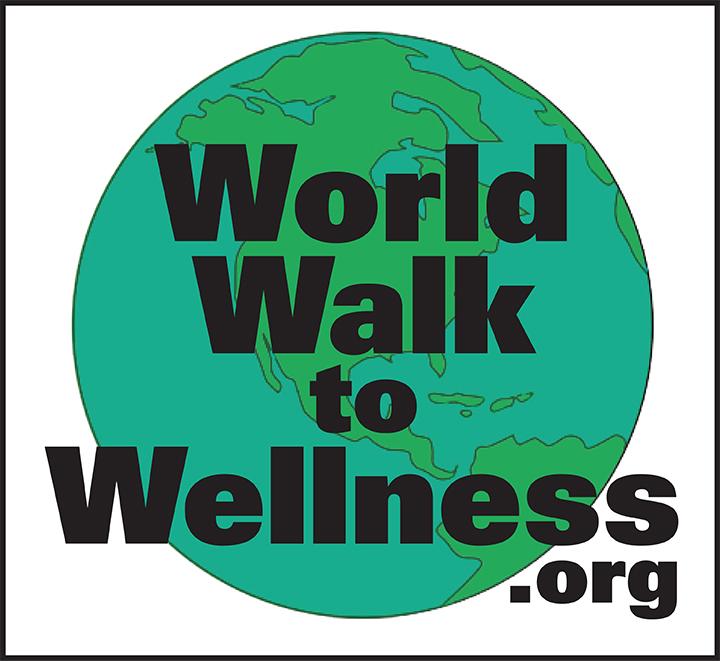 World Walk to Wellness logo