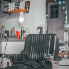 Muebles para barbería
