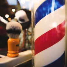 Equipo para barbería