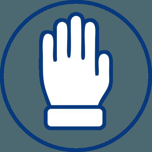 White_glove_icon_round