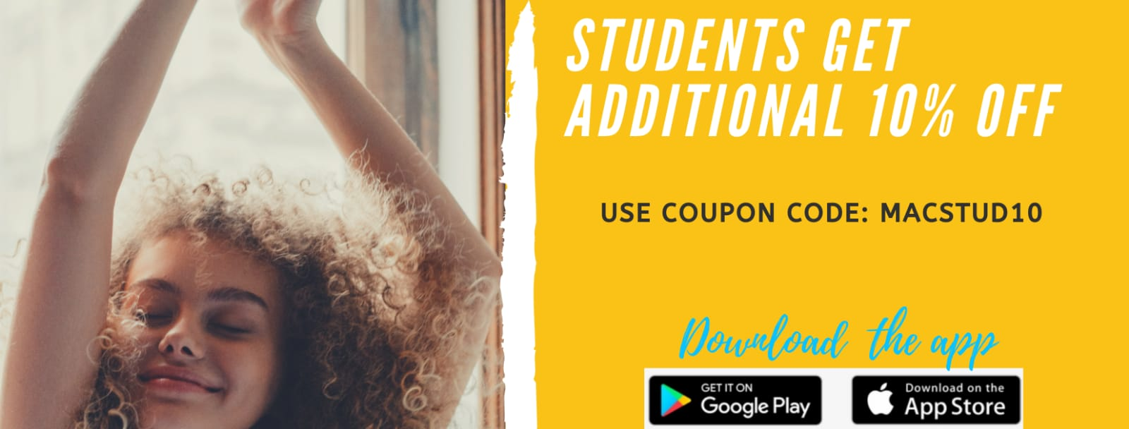 Students Get 10% OFF