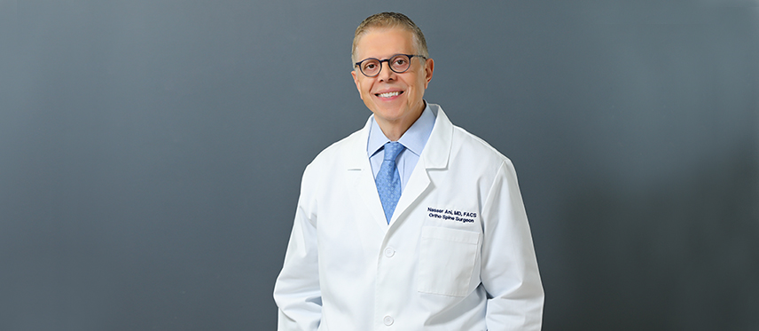 dr. nasser ani orthopedic surgeon in new jersey