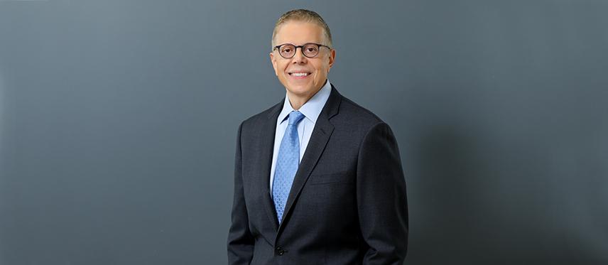 portrait photo of dr. nasser ani