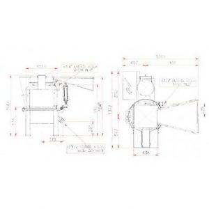 Automatic Centrifuge LC15