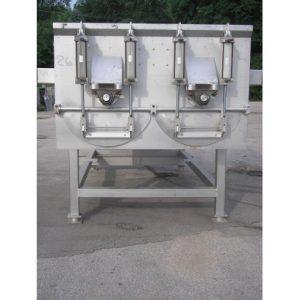 T-4943 10,000 lb. Dual Ribbon Blender