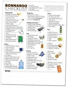 bonaroo-checklist