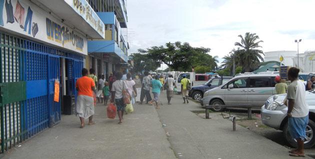 honiara-street
