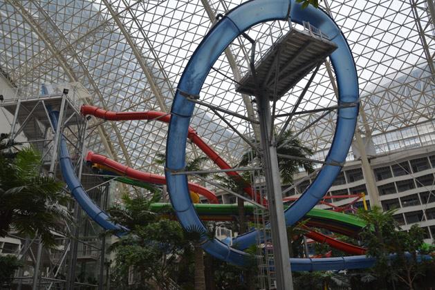 looping-water-slide