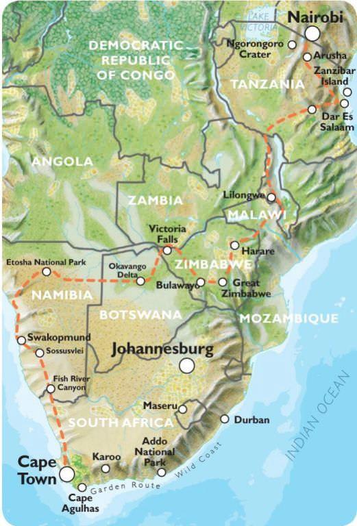 africa-overland-map