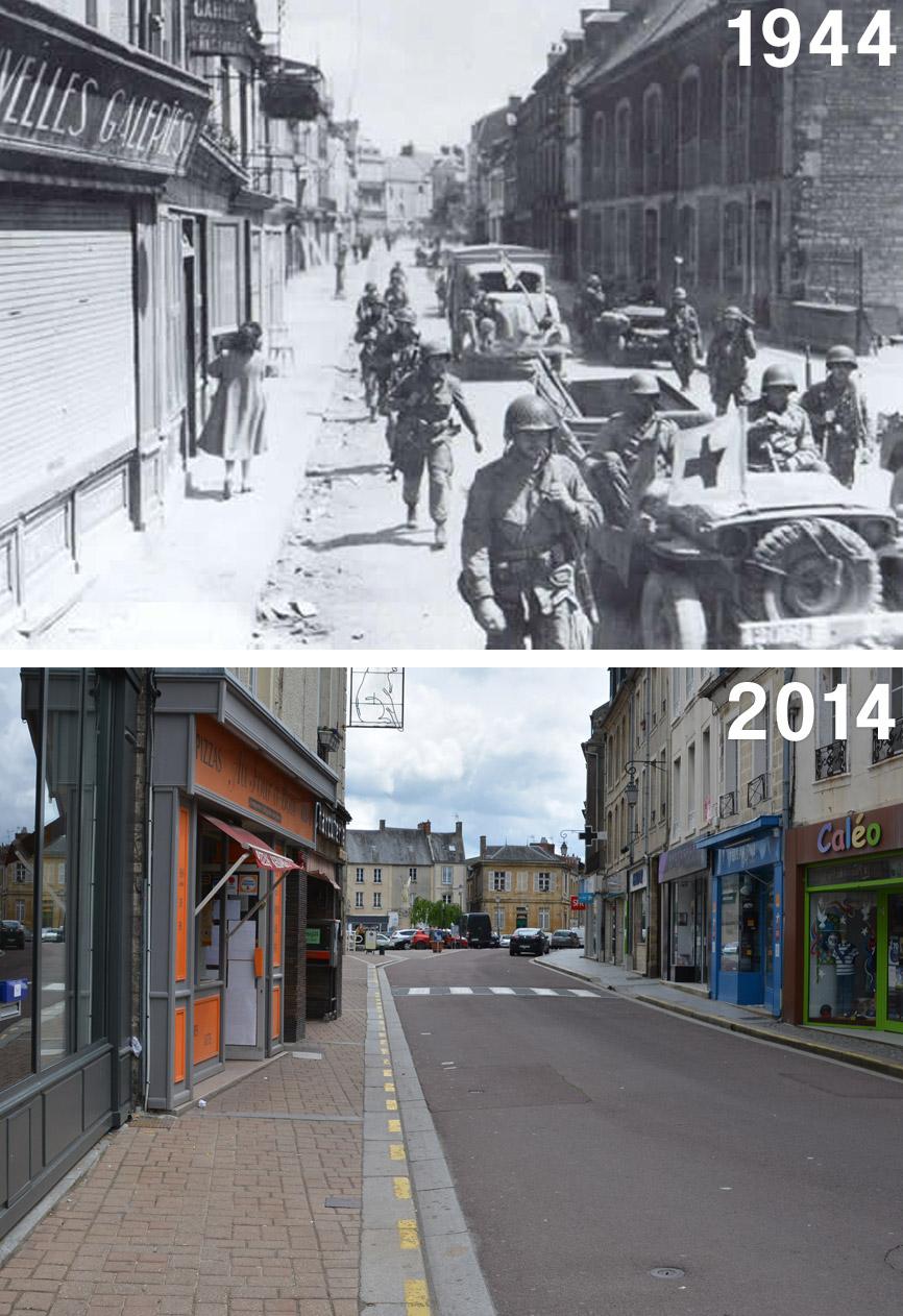 carentan_1944-then-now