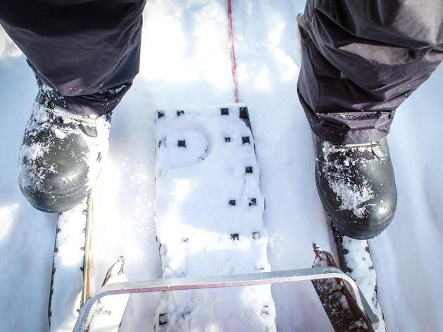 sled-controls
