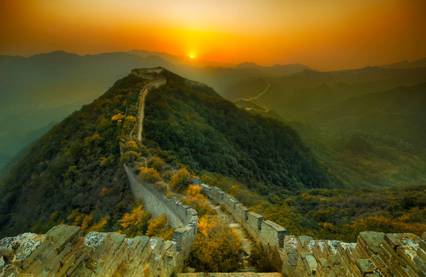 great-wall-sunrise
