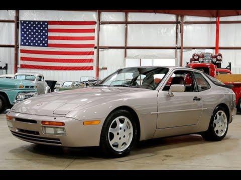 988 Porsche 944 Turbo S