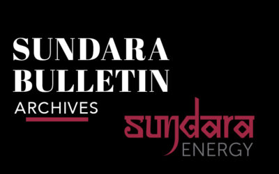 Sundara Bulletin – Newsletter Archives