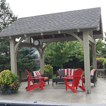 Timber-frame-cabana