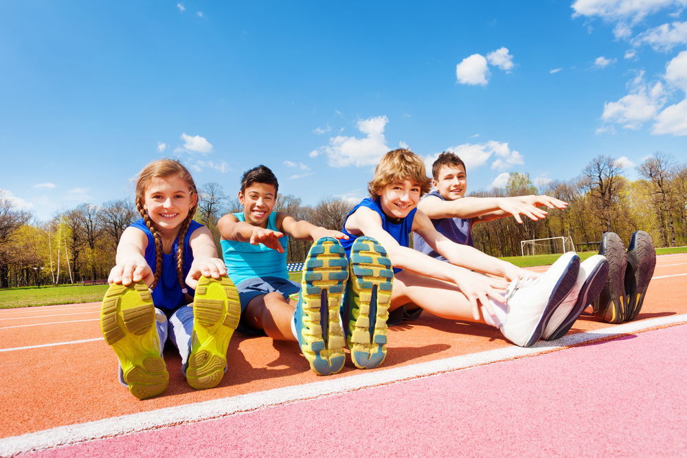 A parent's guide to foot health for athletic kids