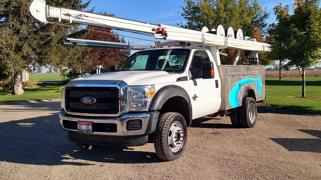 Pump Service Inc.