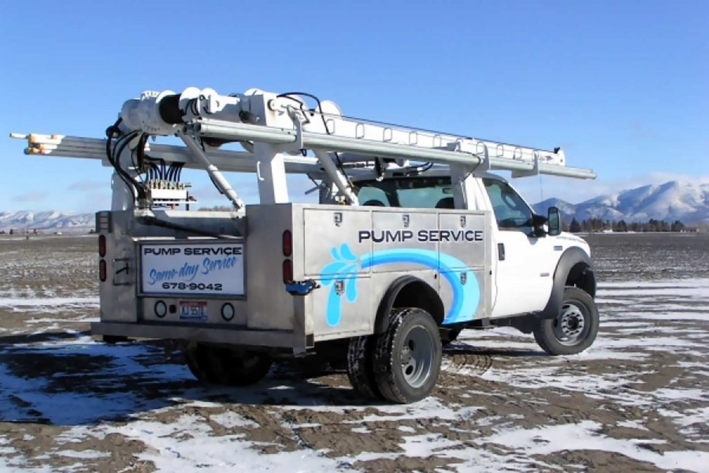 Pump Service Well Pump Service Radionuclide Contamination