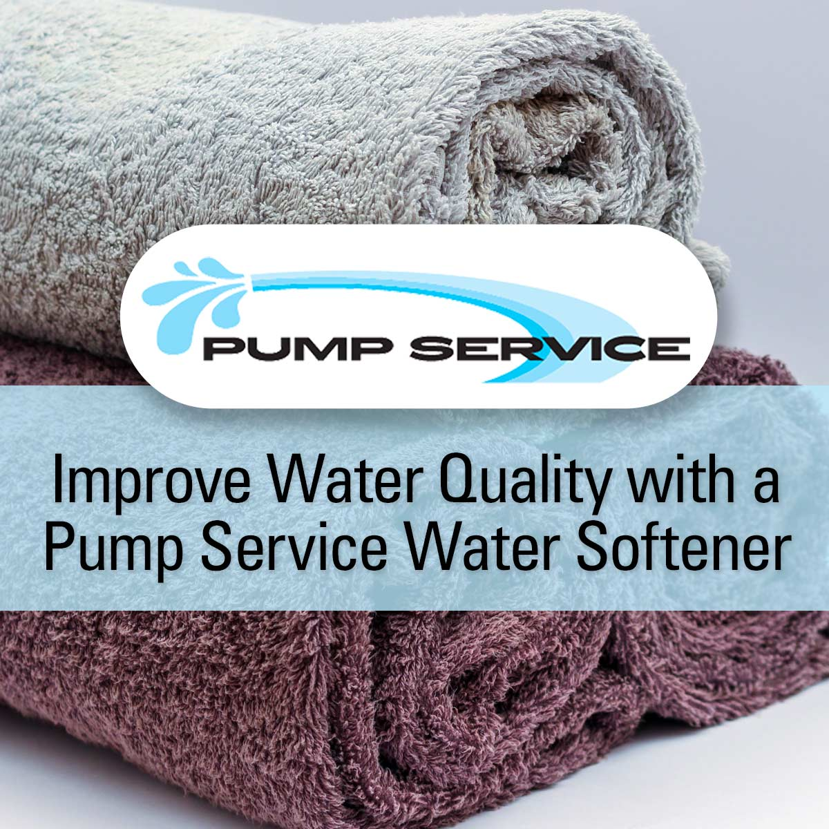 Improve Water Quality with a Pump Service Water Softener