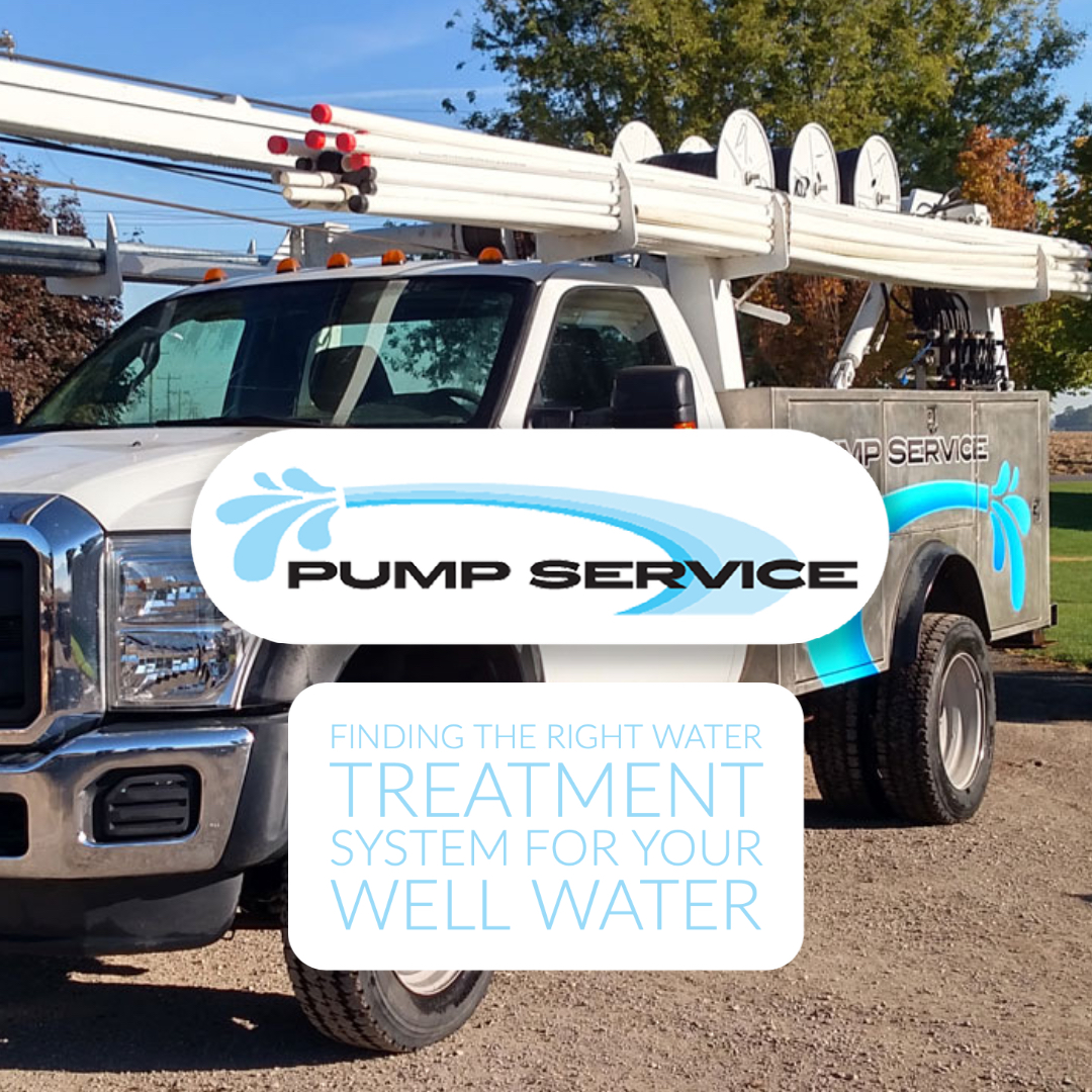Finding the Right Water Treatment System for Your Well Water