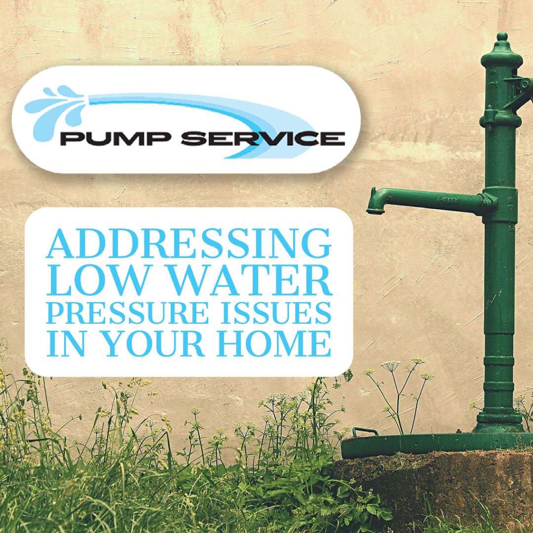 Addressing Low Water Pressure Issues in Your Home